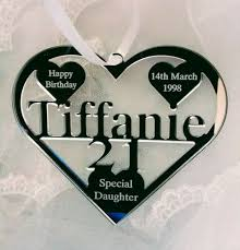 friend personalised 21st 18th birthday gift