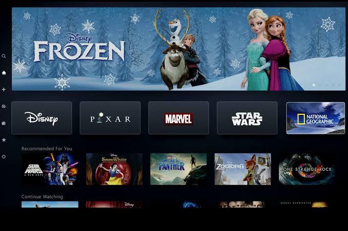 Disney+ Shows On Netflix
