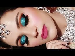 indian muslim bridal makeup tutorial