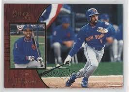 1996 Select - [Base] #115 - Lance Johnson