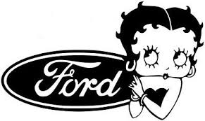 Betty Boop Car Bonnet Side Sticker Girls Vinyl Graphic Decal Window Fun Novelty 3 99 Picclick Uk