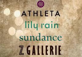 athleta sundance lily rain
