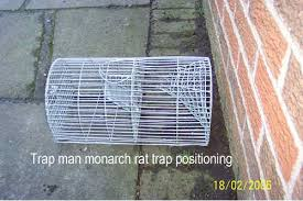 monarch rat trap a multi catch rat trap