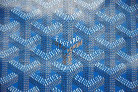 blue goyard logo loix