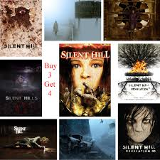 Silent Hill Posters Movie Wall Stickers White Coated Paper Prints High Definition Home Decoration Livingroom Bedroom Home Decor Wall Stickerwall Sticker White Aliexpress