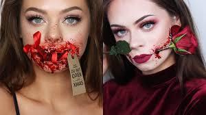 terrifying halloween makeup tutorials