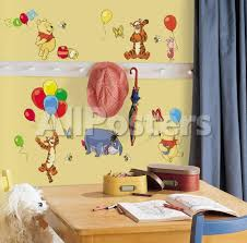 Winnie The Pooh Pooh Friends Peel Stick Wall Decals Wall Decal Allposters Com
