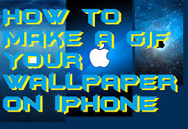live wallpaper iphone