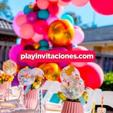 Invitaciones De Cumpleanos Para Enviar Invitaciones De