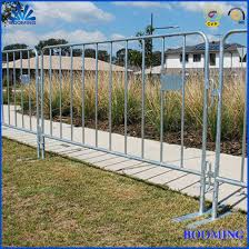China Hire Sydney Traffic Security Crowd Control Barriers China Safety Fence Crowd Barriers