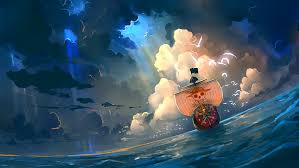 hd wallpaper thousand sunny one piece