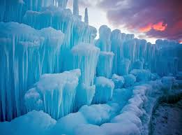ice icicle ice landscape hd wallpaper