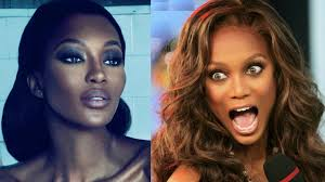 Tyra Banks & Naomi Campbell Settle Feud ...