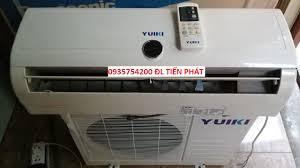 Máy lạnh yuki 1hp mới 90%