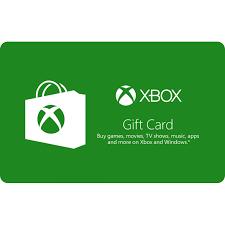 Resultado de imagen de Tarjeta Xbox