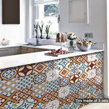 Chinafunlife Turkish Ceramic Waterproof Diy Tile Wall Decal For Kitchen And Dining Room S Decor Ts057l On Global Sources