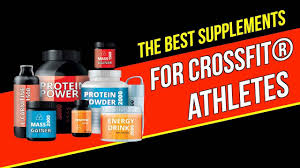 the one crossfit supplements guide to