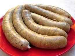 cajun stuffed blood sausage