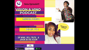 Vision and Vino Podcast : Guest Visionary Abigail Ellis, Founder of STEPS  Inc. - YouTube