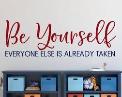 Self Esteem Decal Etsy