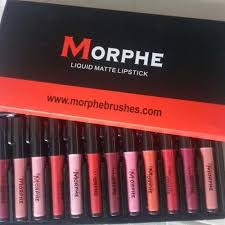 morphe lip gloss set lips makeup