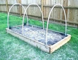 vegetable garden netting cover