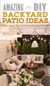 diy patio lighting ideas