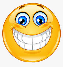 Smiley Face Big Smile Clipart , Png Download - Big Smiley Face ...