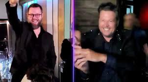 Blake Shelton Celebrates Todd Tilghman ...