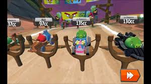 Jeux de course Angry Birds Go Gameplay - YouTube
