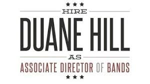 Petition · Hire Duane Hill as the next Associate Director of Bands ...