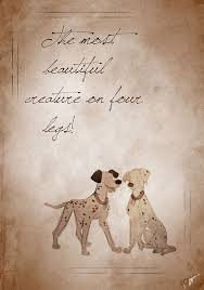 dalmatians inspired valentine by topshelf images