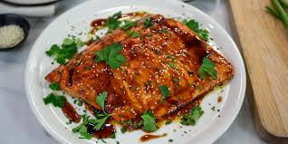 Simple Asian-Inspired Baked Salmon ...