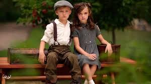 صور اطفال بنت ولد مع بعض احلى صور لولد وبنت حلوين رسائل حب