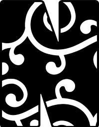 Enchantingly Elegant Letter N Wall Decal Wayfair