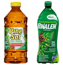 pine sol in the wash for the love of