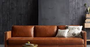 6 of the best tan leather sofas on