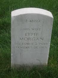 Effie Morgan Hill (1900-1963) - Find A Grave Memorial