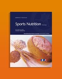 ssn specialist in sports nutrition
