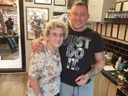 94-year-old woman gets first tattoo in Kenilworth | Leamington Courier