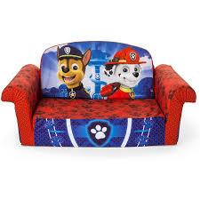 kids sofa paw patrol flip open bed