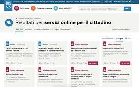 Inps online, il sistema pensionistico a portata di click