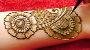 arabian mehndi design 2019