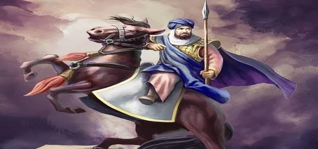 "Image result for طارق بن زياد"""