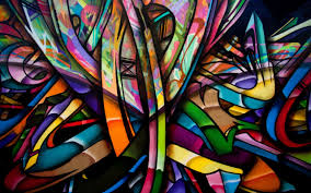 71 abstract graffiti wallpapers on