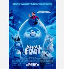 27x40in Official Small Foot Movie Poster
