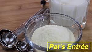 homemade whey protein powder you