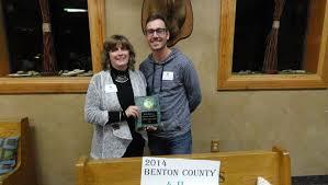 Benton 4-H banquet recognizes leaders