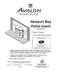 newport bay pellet insert avalon
