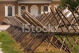 Colonial Stick Fence Stock Photos Freeimages Com